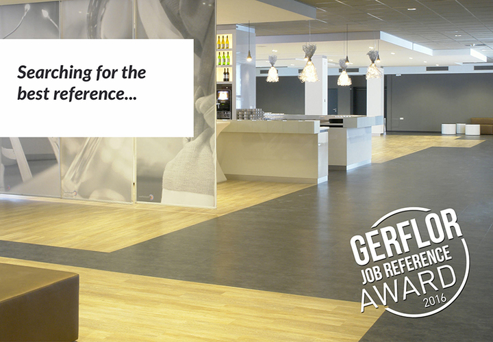 Gerflor Job Reference Award 2016